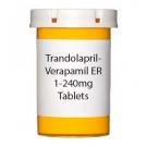 Trandolapril-Verapamil ER 1-240mg Tablets