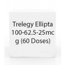 Trelegy Ellipta 100-62.5-25mcg (60 Doses)