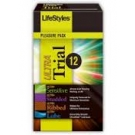 LifeStyles Ultra Trial Comdoms- 12ct