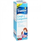 Triaminic Children's Cough & Congestion Liquid, Cherry- 4oz