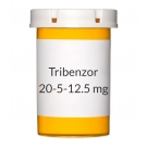 Tribenzor 20-5-12.5mg Tablets