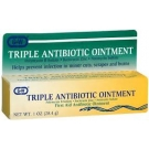 Triple Antibiotic Plus Ointment (G&W)- 28.4g