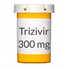 Trizivir 300-150-300 mg Tablets - 60 Count Bottle