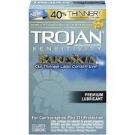 Trojan Bareskin Condoms- 10ct