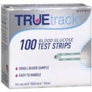 TRUEtrack Blood Glucose Test Strips- 100ct