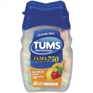 Tums E-X Tablets Assorted Fruit - 48ct