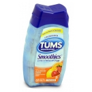 Tums Assorted Fruit Smoothies - 60 Tablets