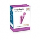 EasyTouch Twist Lancet 28 Gauge - 100ct