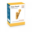 EasyTouch Twist Lancet 33 Gauge - 100ct