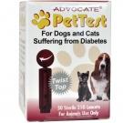 Advocate PetTest Twisttop Lancets- 50ct box
