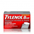 TYLENOL 8 Hour Muscle Aches & Pain 650 mg Caplets - 24ct
