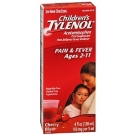 TYLENOL® Children's Pain & Fever, Ages 2-11, Cherry Blast- 4oz