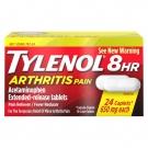 TYLENOL® 8 Hour Arthritis Pain Caplets- 24 ct