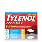 Tylenol Cold Max Daytime Caplets, 24ct