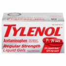 Tylenol Regular Strength Liquid Gels 325 mg - 20ct