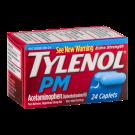TYLENOL® Extra Strength PM Caplets- 24ct