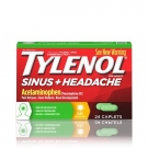 Tylenol Sinus Congestion Day Caplet 24ct