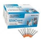UltiCare VetRx U-40 Insulin Syringe - 29 Gauge, 1/2cc, 1/2