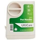 UltiCare Pen Needle Micro 32 Gauge 5/32