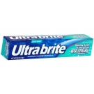 Ultra Brite Anticavity Fluoride Whitening Toothpaste Cool Mint - 6oz