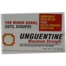 Unguentine Maximum Strength Pain Relieving Antiseptic Ointment 1 oz- DISCONTINUED 3-16