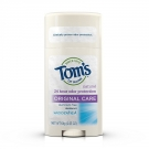 Tom's of Maine Natural Long Lasting Deodorant Stick, Unscented- 2.25oz