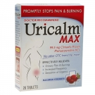 Uricalm Max Strength Urinary Pain Tablets- 28ct