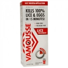 Vamousse Lice Treatment Easy Mousse Application- 6oz