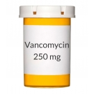 Vancomycin 250mg Capsules