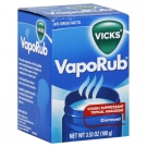 Vicks® VapoRub Cough Suppressant Topical Analgesic Ointment- 3.53oz