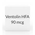 Ventolin HFA 90mcg Inhaler (200 Doses - 18g)
