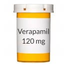 Verapamil 120 mg Tablets
