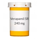 Verapamil ER 240mg Tablets