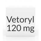 Vetoryl 120 mg Capsules- 30ct bottle