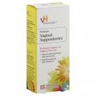 Vh Essentials Prebiotic Vaginal Suppositories - 15ct