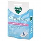 Vicks VapoPads Soothing Pads - 6ct