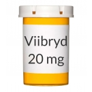 Viibryd 20mg Tablets - 30 Count Bottle