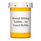 Viread 300mg Tablets - 30 Count Bottle