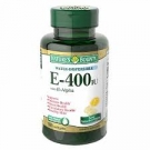 Nature's Bounty E With Natural D-Alpha, 400 IU, Softgels - 100 softgels