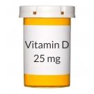 Vitamin D2 (Ergocalciferol) 1.25mg Capsules (50,000 IU)
