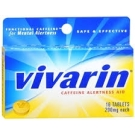Vivarin Tablets - 16ct