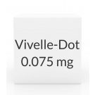 Vivelle-Dot 0.075mg Patch (8 Patch Pack)