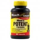 Mason Natural Mens Potent Formula Tablets - 60ct