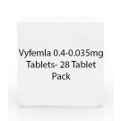Vyfemla 0.4-0.035mg Tablets- 28 Tablet Pack