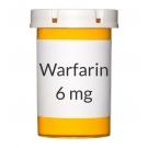 Warfarin 6mg Tablets