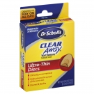 Dr. Scholl's Clear Away Wart Remover, Maximum Strength, Ultra Thin Discs- 18ct
