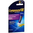 Compound W Wart Remover Fast-Acting Gel - 0.25 oz
