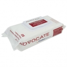 Advocate X-Large Pre-Moistened Washcloths- 50ct Packet