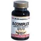 Windmill B-Complex Tablets 100ct