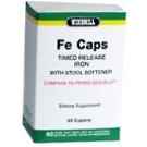 Windmill Fe Caps Caplets With Stool Softener 60ct
